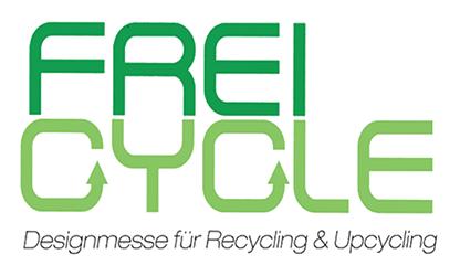 Frei Cycle Designmesse für Up- und Recycling